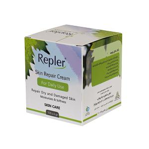 کرم ترمیم کننده رپلر مدل Neem oil حجم 100 میل(ویژه مصرف روزانه)